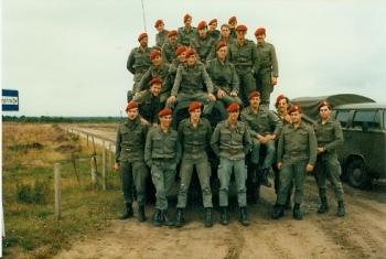 Ganzer Zug 1986